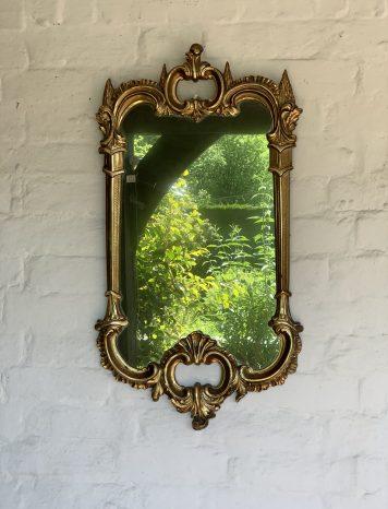 Gilt Baroque Mirror